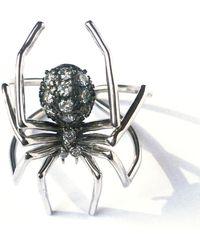 J. Herwitt - Small Spider Ring - Lyst