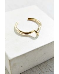 The Things We Keep - Duchamp Cuff Bracelet - Lyst