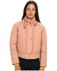 See By Chloé Bomber Jacket - Lyst