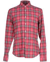 Burberry Brit - Shirt - Lyst