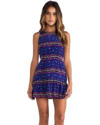 Yumi Kim Blue Roslyn Dress - Lyst