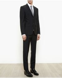 Givenchy Two Button Mohair Wool Suit - Lyst