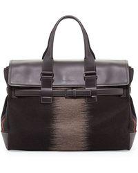 Ferragamo Principe Xl Weekender Bag - Lyst