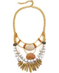 David Aubrey - Marissa Necklace - Lyst