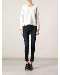 J Brand Helena Sweater - Lyst