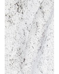 CALVIN KLEIN 205W39NYC - Tarin Tweed Top - Lyst