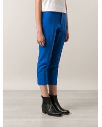 Arts & Science - Cropped Trousers - Lyst