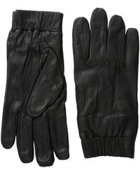 Scotch & Soda - Glove In Suede And Leather Quality - Lyst
