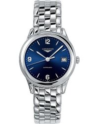 Longines L47744966 Flagship Heritage Stainless Steel Watch - For Men - Lyst