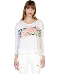Joie Caileen Top - Lyst
