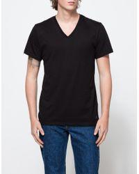 Calvin Klein | Classic S/s V Neck T 3-pack | Lyst
