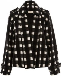Temperley London Pebble Short Trench - Lyst