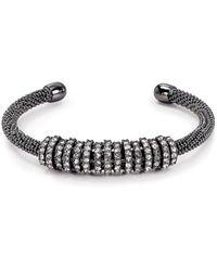 ABS By Allen Schwartz - Chain Wrap Cuff - Lyst