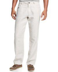 Tommy Bahama North Beach Hybrid Pants - Lyst