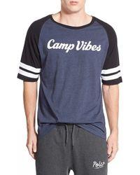 Poler Stuff - 'camp Vibes' Football Jersey - Lyst