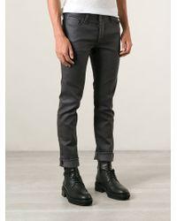 John Varvatos Skinny Fit Jeans - Lyst