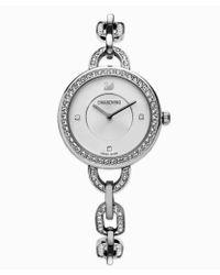 Swarovski Womens Swiss Alia Stainless Steel Bracelet - Lyst