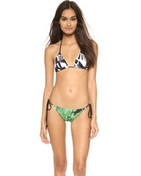 Clover Canyon - Natures Divide Bikini Top - Multi - Lyst