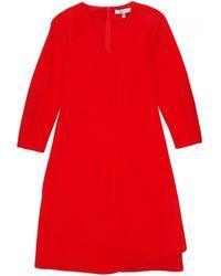Dorothee Schumacher Elite Red Total Devotion Dress red - Lyst