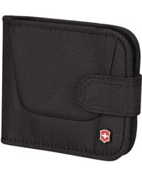 Victorinox - Deluxe Bi-Fold Travel Wallet - Lyst