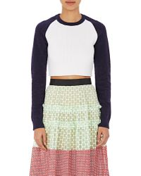 Jourden - Women's Crop Sweater - Lyst