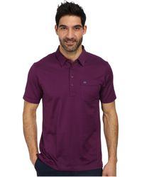 Travis Mathew Og Short Sleeve Polo Shirt - Lyst
