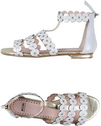 Moschino Cheap & Chic Sandals - Lyst