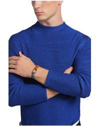 BOSS Orange - Braided Bracelet With Metal Fastening: 'mendrix1' - Lyst