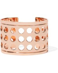 Arme De L'Amour   Rose Gold-plated Cuff   Lyst