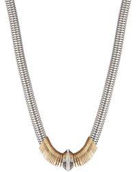 Catherine Stein - Snake Chain Necklace - Lyst