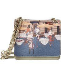Love Moschino I Love Charming Shoulder Bag - Lyst