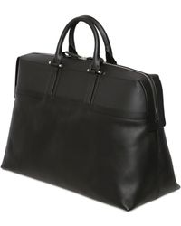 Bonastre - Vegetable Tanned Leather Duffle Bag - Lyst