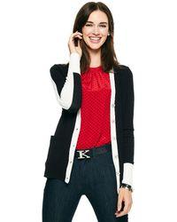 C. Wonder Merino Wool Colorblocked Cardigan - Lyst
