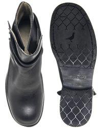 Rokin - Legion Leather Boots - Lyst