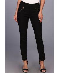 Rebecca Taylor Zip Pocket Pant - Lyst