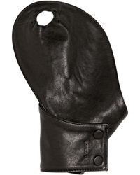 D.gnak Leather Gloves - Lyst