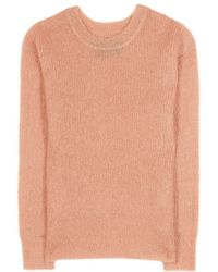By Malene Birger Elaide Mohair-blend Sweater - Lyst