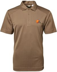 Cutter & Buck - Mens Shortsleeve Cleveland Browns Polo - Lyst