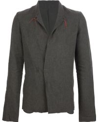 Ma+ - Vertical Pockets Jacket - Lyst