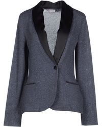 Jucca Cardigan gray - Lyst