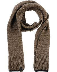 Armani Jeans Oblong Scarf - Natural