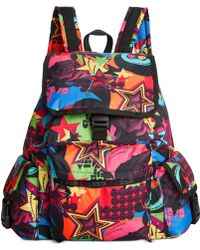 Lesportsac Multicolor Voyager Backpack - Lyst