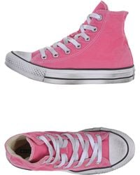 Converse High-Tops & Trainers - Lyst