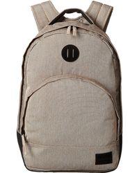 Nixon Khaki Grandview Backpack - Lyst