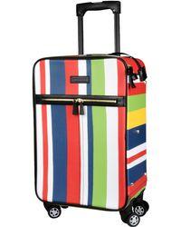 DSquared² Wheeled Luggage - Blue