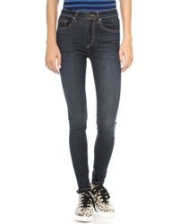 Marc By Marc Jacobs Ella Skinny Jeans  - Lyst