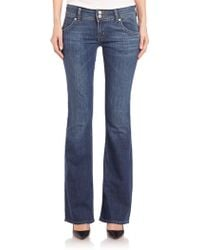 Hudson | Signature Bootcut Jeans | Lyst