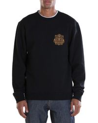 Obey The Academy Crewneck Sweatshirt - Lyst