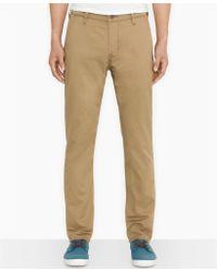 Levi's 511 Slim-Fit Commuter Twill Pants - Lyst