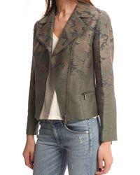 Lucien Pellat Finet - Gradation Camouflage Jacket - Lyst